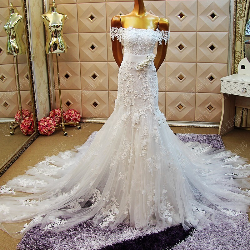 Beautiful Wedding Dresses With Long Trains | Weddings Dresses