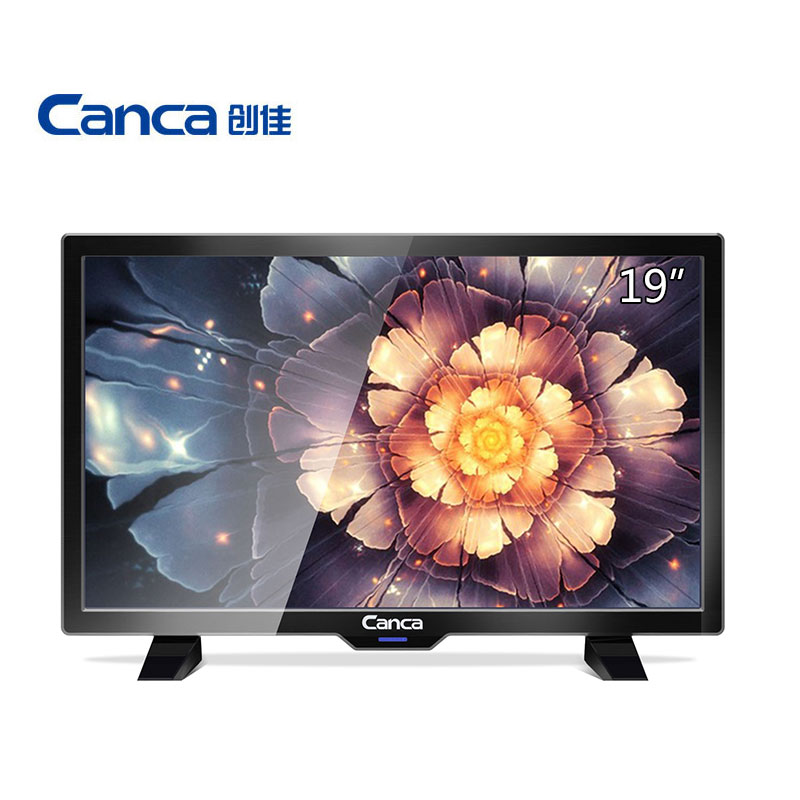 Canca 19inches Smart TV Multi Interface Monitor Narrow Online education Simple Operation