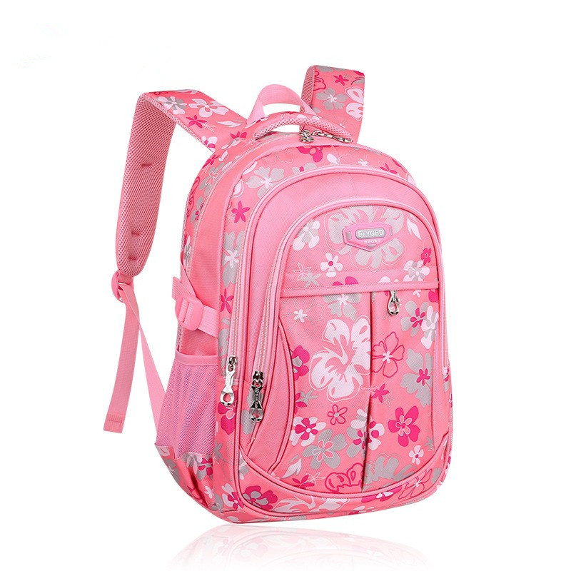 High Quality Large Waterproof nylon School Bags Girls Children Backpack Primary Students Backpacks Saika Schoolbag Book Bag ...