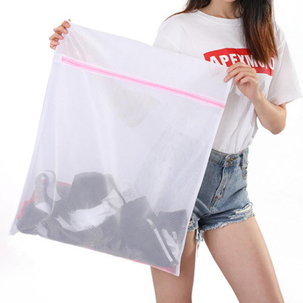 5pcs Laundry Bag Set Mesh Wash Bag Set For Delicate With Zipper Washing Machine Bag For Bra Lingerie