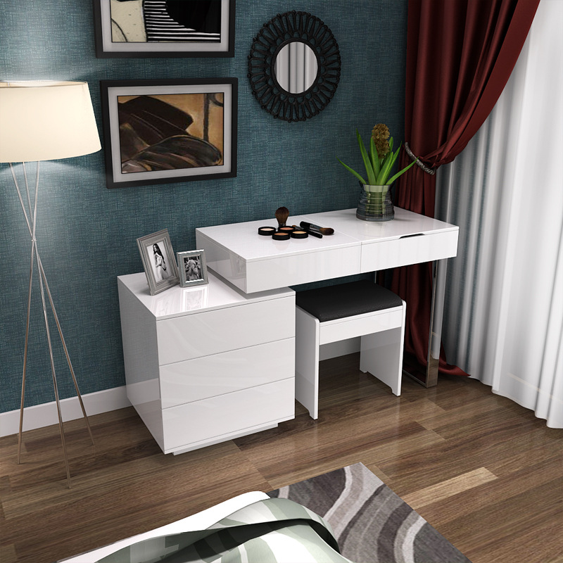 Bedroom Dresser Picture More Detailed Picture About Fashion White Paint Small Apartment