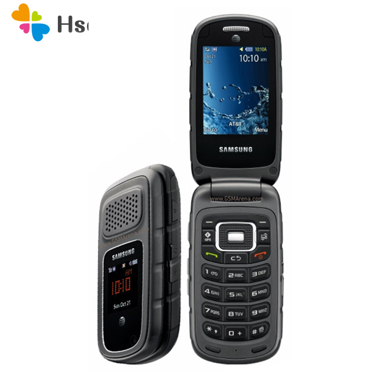 Original Unlocked Samsung A997 Rugby III 2G 3.15MP GPS Bluetooth Mp3 Player Refurbished Mobile Phone English French Spanish Only