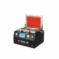 Upgrade 12 inch LCD Touch Screen Vacuum OCA Laminating Machine Debubbler Machine Bubble Remove Machine