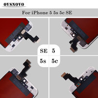 AAA Quality Display For Iphone 5 5s 5c SE Touch Screen LCD Digitizer Assembly Replacement Parts