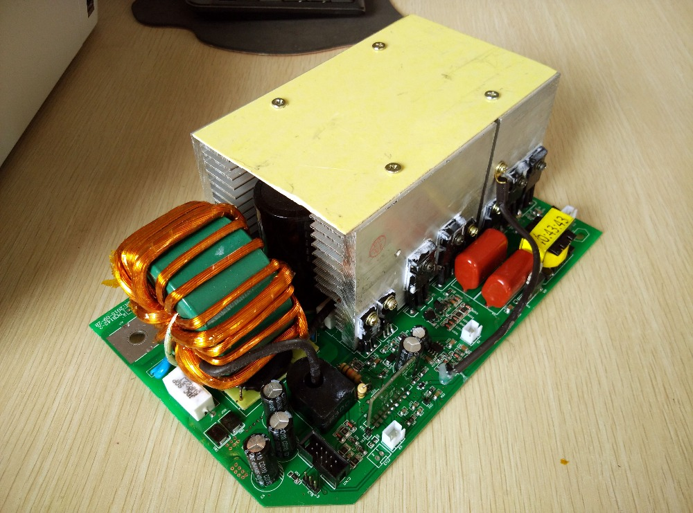 mma inverter board of zx7 315 igbt pcb single board for dc