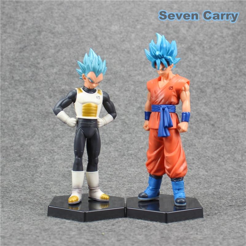 Toy Figures For Boys : Dragon ball z resurrection f son gokou vegeta super
