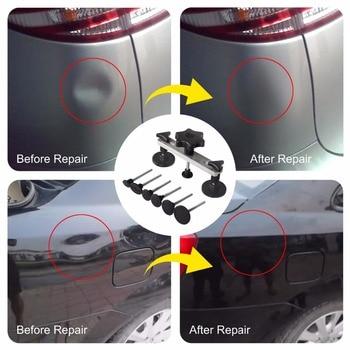 PDR Tools Car Dent Repair Auto Repair Tool Car Body Repair Kit Dent Puller Kit Pulling Bridge New Design Updated Quality
