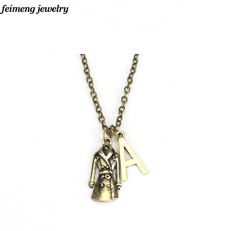 Drop Shipping Pretty Little Liars Necklace Got A Secret Can You Keep It A Logo Pendant W ...