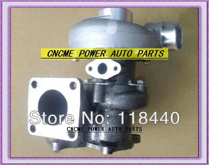 TURBO HT12-17A 047-278 8972389791 turbocompresseur pour ISUZU Diesel Construction machine fourche ascenseur EET0007 pelle VAN 4JG1T 3.1L