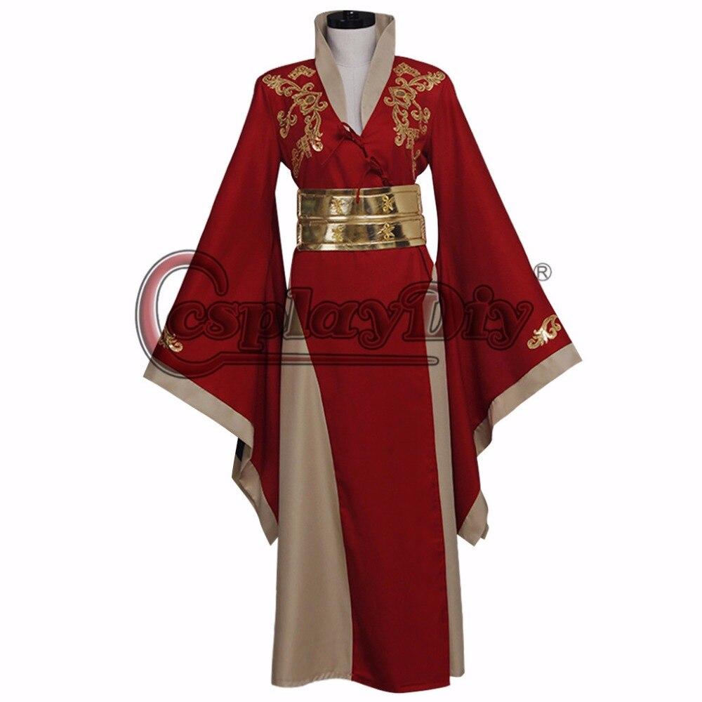 Cosplaydiy reina cersei Lannister rojo vestido Juego de tronos traje para  las mujeres adultas traje de Halloween Cosplay por encargo b7fa62447acc