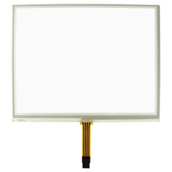 9 7inch 4 Wire Resistive LCD Touch Panel with USB Ccontroller