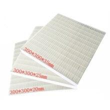 Purificador de aire, filtro HEPA verdadero, bricolaje, 300*300*20/25/35mm
