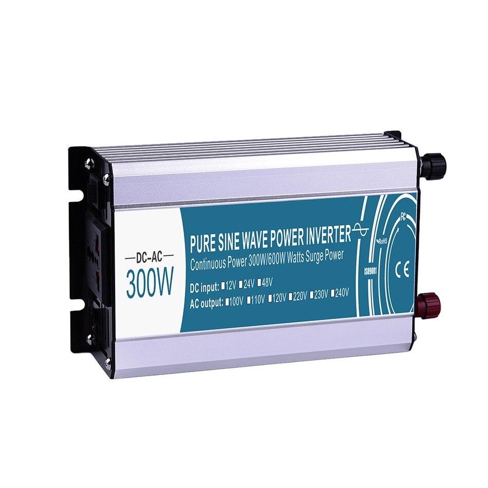 Netzferne reine sinus-wechselrichter 300 watt 24 v zu 220 v wechselrichter spannungswandler solar-wechselrichter MKP300-242