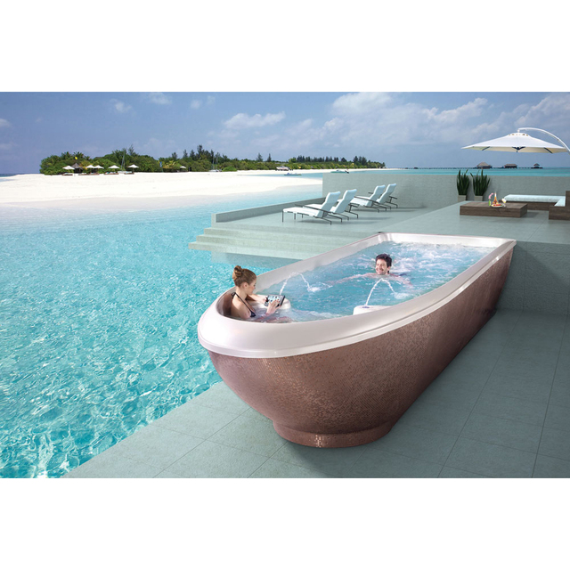 Luxury house 7M Independent Against the Current swimming endlesspool ...