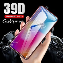 Tempered Glass For Xiaomi Redmi Note 7 6 Pro 5 Plus 6A 7A 39D Screen Protector Full Cover K20 20Pro Glas
