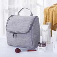 Travel Makeup Organizer Storage Bag Washing Women's Bag 6 Color Cation Hook Portable Travel Bag Mass Cosmetic Organizer TAOSCIL