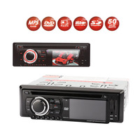 TAIHONGYU 3 1 DIN Car Stereo S 6303DTB Radio In Dash DVD/VCD/CD/MP3/MP5 Bluetooth FM Aux