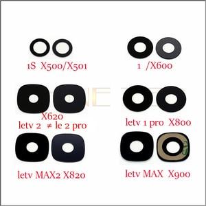 2x rear Back Camera Glass Lens For Letv LeEco Le 11S pro 2 le 3 pro MAX Max 2 X820 X500 X501 X600 X620 X800 X900 X720(China)