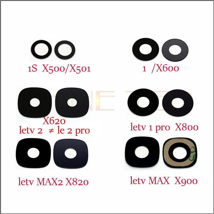 2x Rear Back Camera Glass Lens For Letv LeEco Le 11S Pro 2  Le 3 Pro MAX  Max 2 X820 X500 X501 X600 X620 X800 X900 X720
