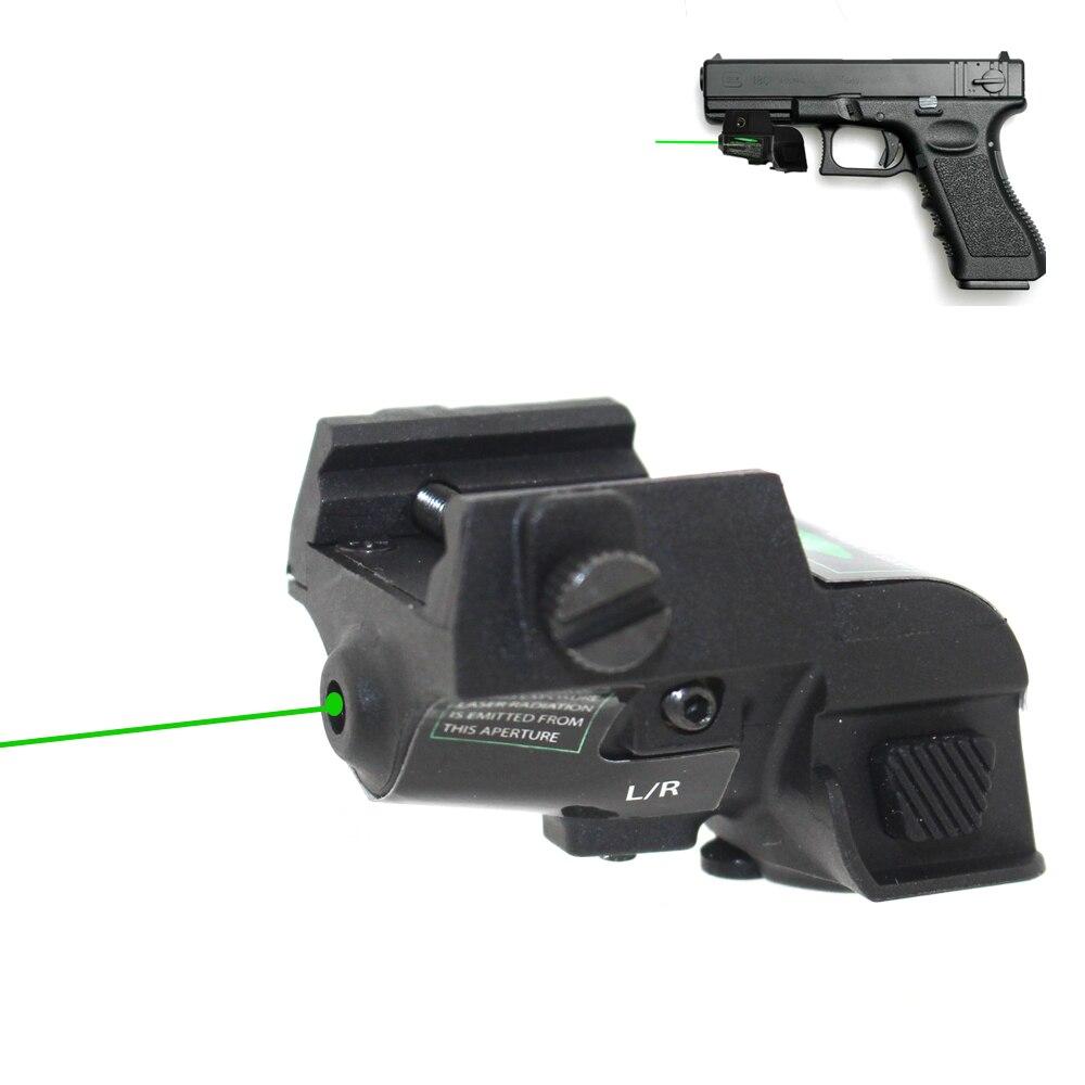 Micro Green Dot Laser Bore Sighter Rechargeable Subcompact Mira Laser Para Pistola For Glock Shotgun Pistol RifleMicro Green Dot Laser Bore Sighter Rechargeable Subcompact Mira Laser Para Pistola For Glock Shotgun Pistol Rifle