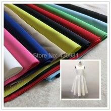 Moda odzież baseballowa materiał sandwitch techno tkanina 2.2mm solidna stretch biała czarna dzianina tkanina scuba tecido