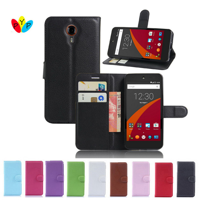 Hot Selling Wileyfox Swift Case Wallet Style PU Leather Case for Wileyfox Swift 5.0 inch with Stand Function and Card Holder