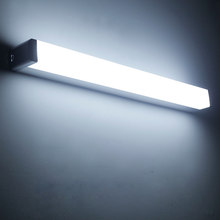 7W/12W/16W/28W/32W/36W LED Wall Sconce Light Fixture Mirror Front Lamp 2835 SMD Acrylic Bathroom Living Room Bedroom(China)
