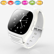 Smartwatch m26 smart wacht android uhr günstigstes smartphone armbanduhr mp3-player android wear