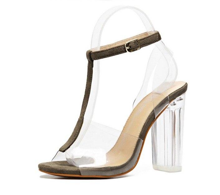 Caja de zapatos transparentes compra lotes baratos de - Cajas transparentes para zapatos ...