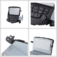 עבור שברולט אנדרואיד 9.0 רכב רדיו 2 דין GPS Navi עבור שברולט Cruze 2008 2009 2010 2011 2012 PX6 DSP HDMI 4Gb + 64GB 2.5D מסך IPS, WIFI BT (5)