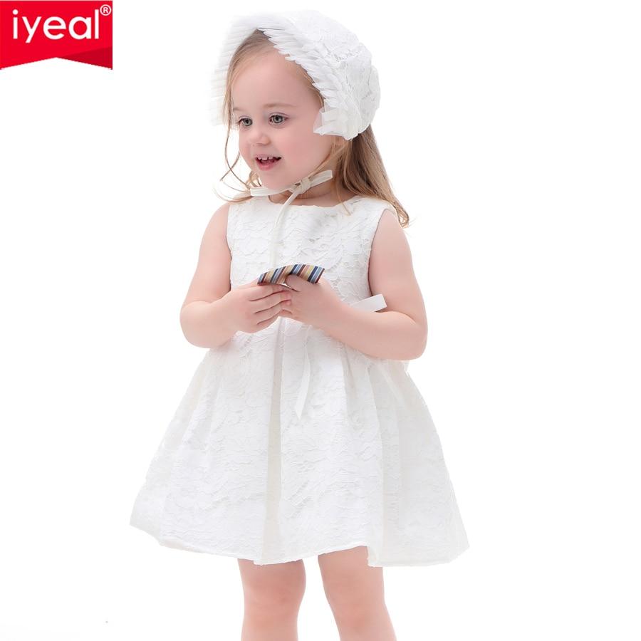 Buy Iyeal Flower Baby Girl Christening
