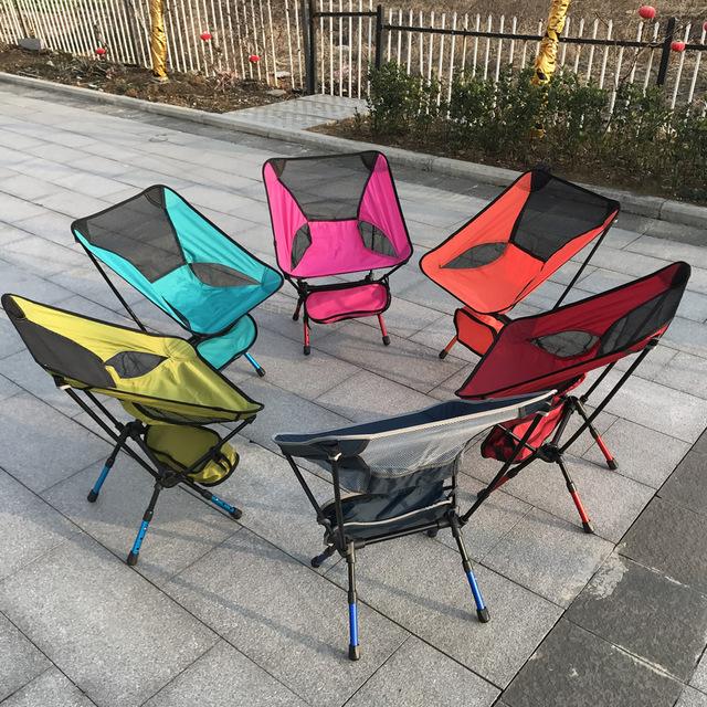 Cadeira de pesca Portátil Dobrável Tamborete Cadeira de Acampamento carga Máxima de rolamento 150 kg Silla Plegable