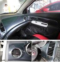 Имитация woocenter консоли Украшенные рамка для кондиционера Крышка для Chevrolet Cruze 2009, 10, 11, 12, 13, 14, 2015 AAA078