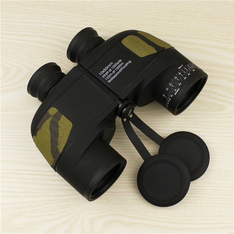 Free Shipping 2015 New arrival military outdoor high powerful optics font b binoculars b font 10x50