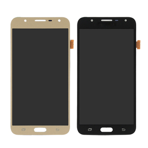 "Image 2 - 5,5 ""AMOLED para SAMSUNG Galaxy J7 LCD pantalla táctil digitalizador de pantalla reemplazo J701F J701M J701MT J701 LCD kit de reparación"