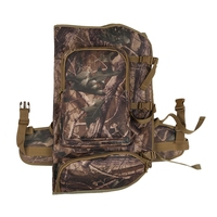 Archery Hunting Compound Bow Bag Padded Layer Foam Bow Case Compound Bow Wild Backpack Camouflage