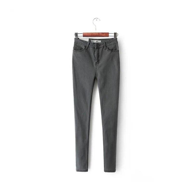MOBTRS Жіночі штани-олівець Джинси Модні - Жіночий одяг