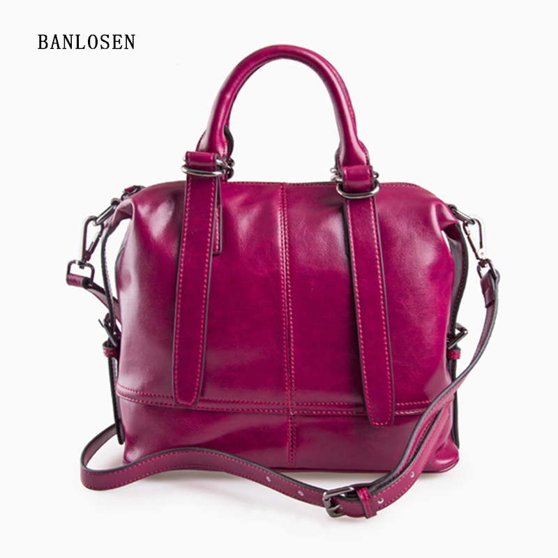 Genuine Leather Bag 2016 Famous Designer Brand Bags Women Leather Handbag Shoulder Bag High Quality Bolsos Totes YS1277 new genuine leather women bag messenger bags casual shoulder bags famous brand fashion designer handbag bucket women totes 2017