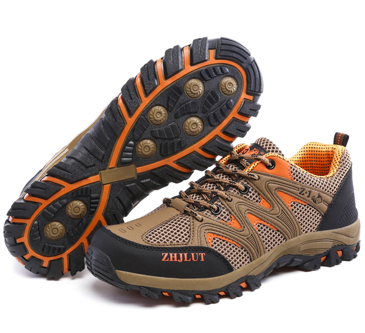 Unisex Summer Style Outdoor Hiking Shoes Camping Climbing ...