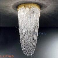 Продвижение K9 потолочные светильники лампа современный для Спальня наземный светильник свет Бесплатная доставка