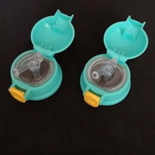 2Pcs Silicone Nipple Straw for Baby Bottle Drinking Cup Water Bottle Feeding Soft Silicone Accessories Nozzle