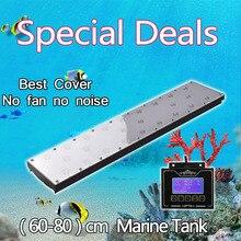 aquarium led lamp full spectrum marine tank sunrise/sunset aquarium lighting led para acuarios lampe chauffante reptile sunsun