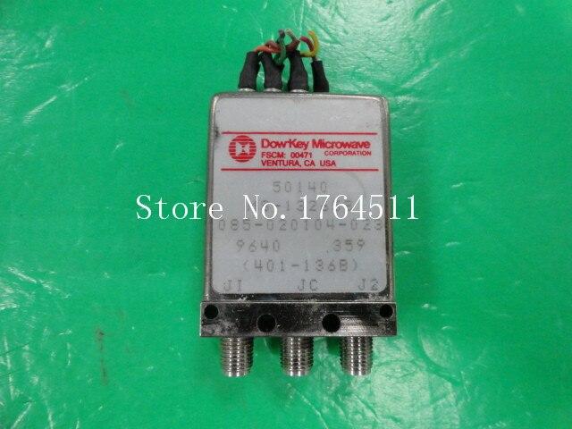 [LAN] DOW-KEY MS-13265B RF switch SMA  --2pcs/lot