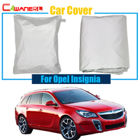 Cawanerl Car Cover Outdoor Snow Sun Rain Resistant Protection Cover Anti UV Dustproof For Opel Insignia High Quality !