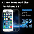 High Quality 2.5D Tempered Glass Screen Protector Protective Film Guard For iPhone 7 7 Plus 6 6S Plus 5 5S 5SE 4 4S