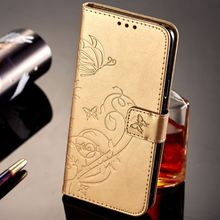 Luxury Case For Fundas LG K30 K10 K8 2018 G3 G4 H340 H440 H502 LS770 LS775 Wallet Leather Phone Butterfly Cover Coque P03Z