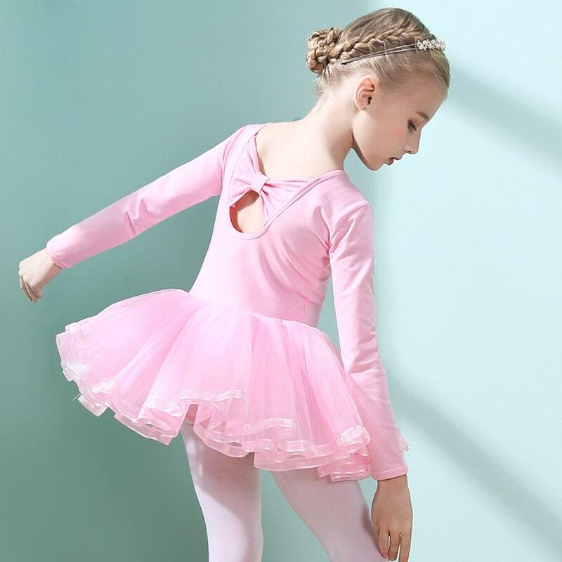 2a1b8dc49 so cheap 3660f 3fc9f ballet dance dress for children girls cotton ...