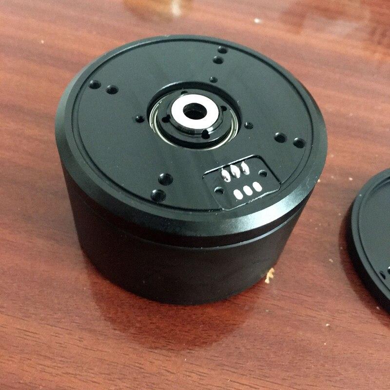 Oyuncaklar ve Hobi Ürünleri'ten Parçalar ve Aksesuarlar'de 1 ADET HT6025 Gimbal Motor Büyük Tork Fotoelektrik Pod fırçasız Motor w AS5048A/AS5600 Kodlayıcı DIY Robot Ortak Sürücü Motorları'da  Grup 1