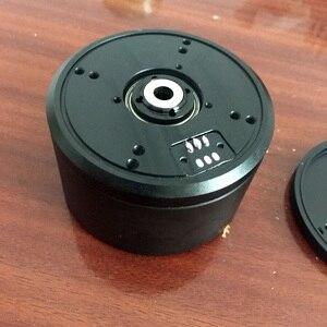 Image 1 - 1 adet HT6025 Gimbal Motor büyük tork fotoelektrik Pod fırçasız w AS5048A/AS5600 kodlayıcı DIY Robot ortak sürücü s
