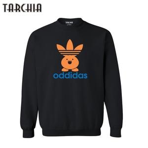 Image 1 - TARCHIA 2019 new brand man coat addidas casual parental sprots hoodies sweatshirt personalized survetement homme marque